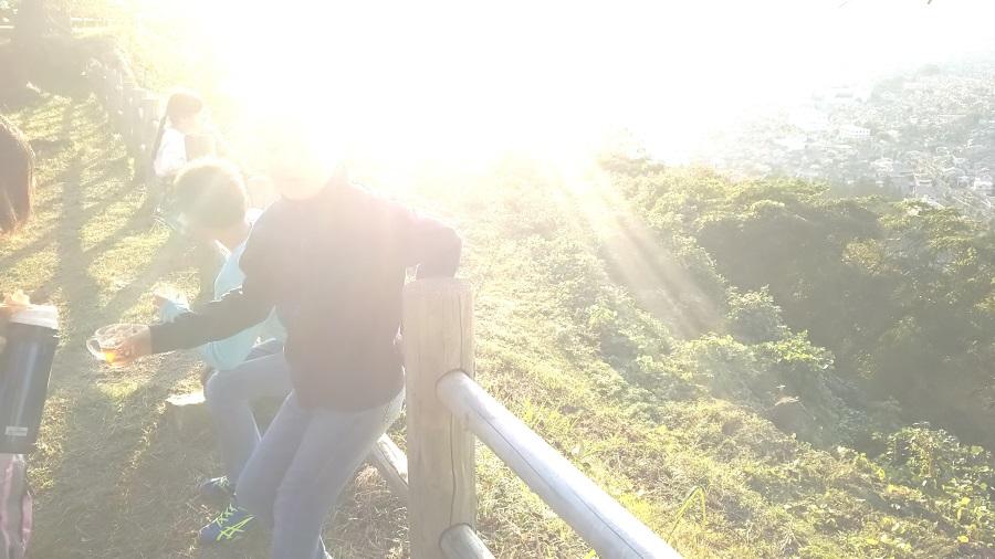お城山山頂