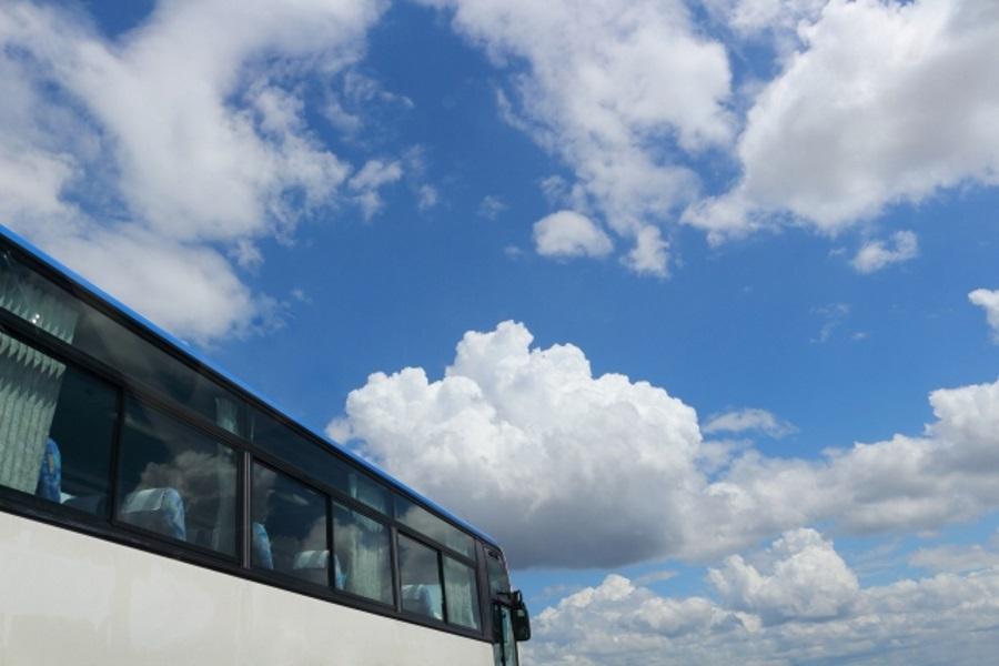 バス乗車体験