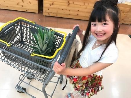 買い物学習